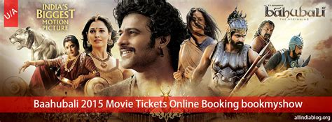Bookmyshow Ongole | baahubali 2015 movie tickets online booking info