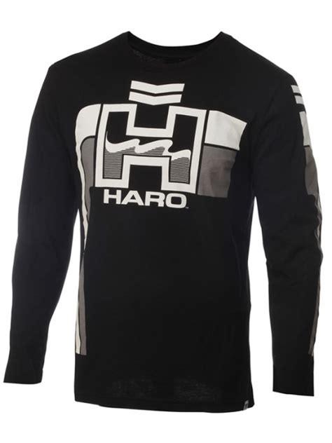 Tshirt Haro Bike haro retro longsleeve t shirt black alans bmx