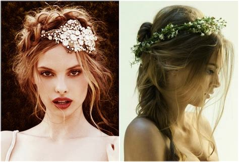 Bohemian Wedding Hairstyles For Hair by Beautiful Bohemian Hairstyles Percy Handmade