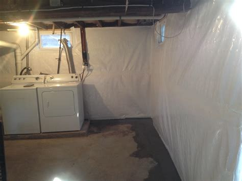 dryzone basement systems dryzone basement systems basement waterproofing before and after photos page 2