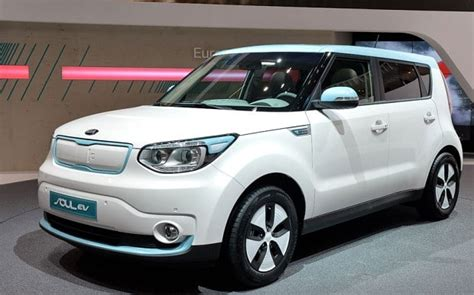 Electric Soul Kia Electric Kia Soul At The Geneva Motor Show Telegraph