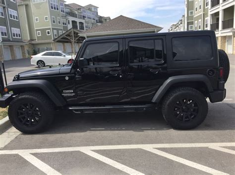 black jeep with rims 1000 ideas about black jeep on jeeps jeep
