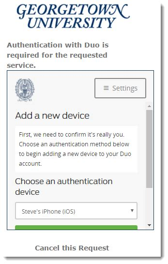 how to add a device to an account step by step guide books adding a device to your duo account