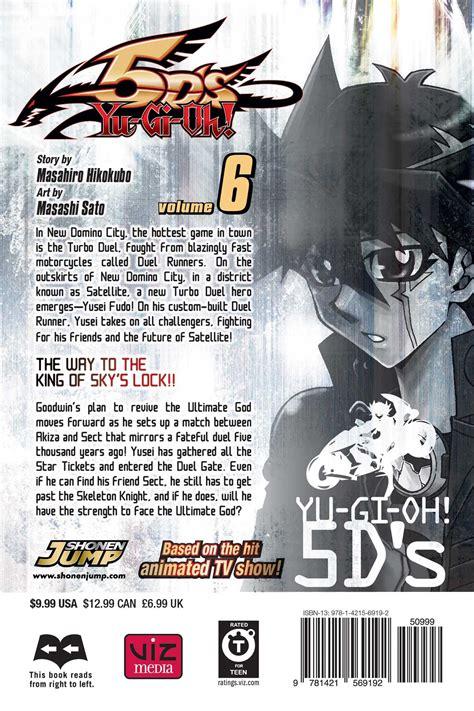 yugioh 5ds volume 6 yu gi oh 5d s vol 6 book by masahiro hikokubo