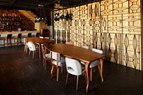 forum design interior indonesia contemporary porterhouse restaurant in pantai indah kapuk