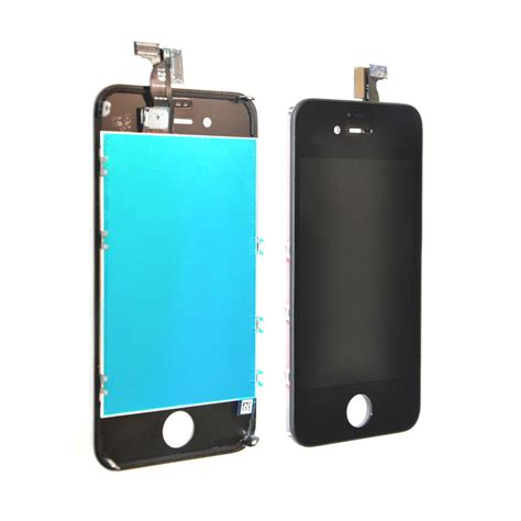 Lcd Apple Iphone 4s Touchscreen Black replacement lcd touch screen oem for apple iphone 4s black