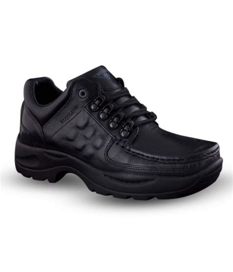 woodland black outdoor shoes price in india buy woodland