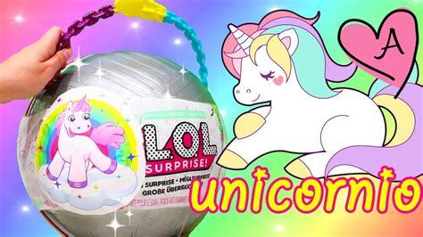 imagenes de unicornios de juguete lol big surprise diy de unicornio con bebes l o l
