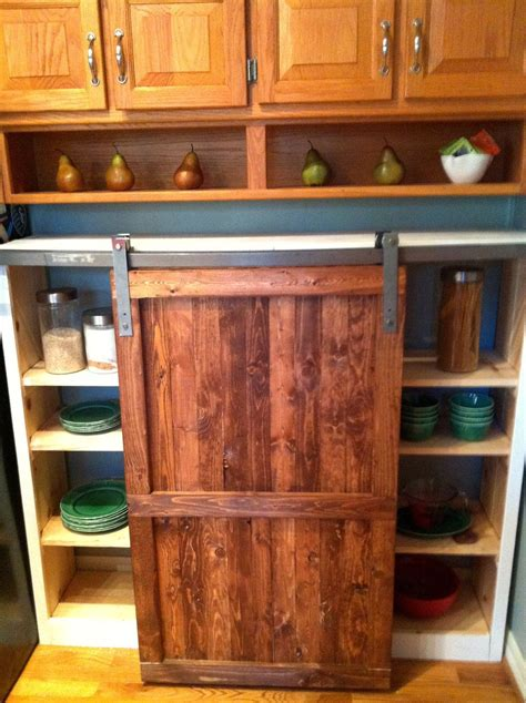 distressed look kitchen cabinets barn door distressed wood cabinet custom kitchen
