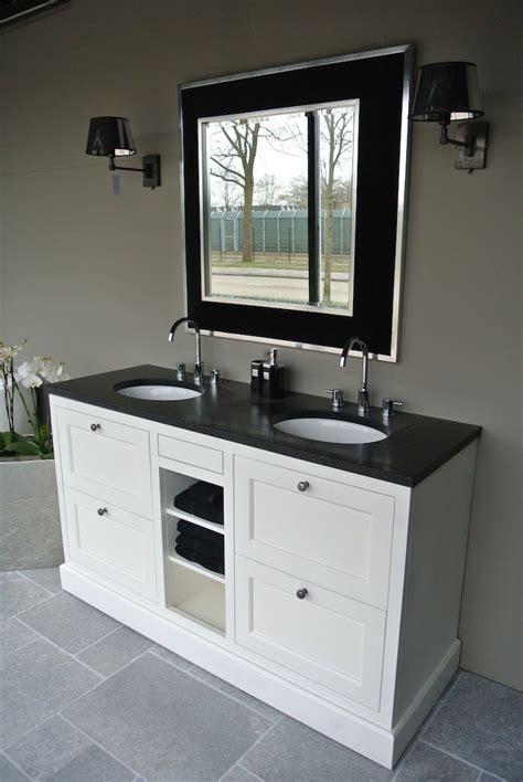 wastafelmeubel voor wc wastafelmeubel badkamer badkamer pinterest badkamer