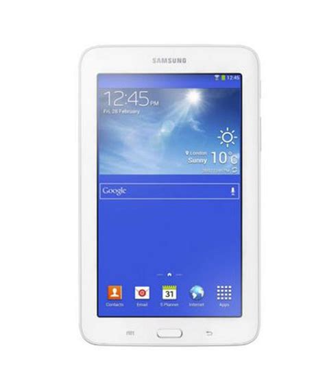 samsung galaxy tab neo gb  calling tablet white tablets    prices snapdeal india