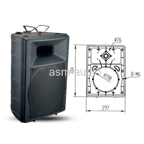empty plastic speaker cabinets speaker cabinets from china manufacturer ningbo asm
