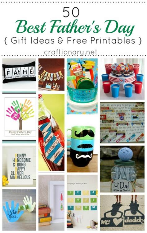 Fathers Day Gift Ideas Give Him A Great Gift And Help An Important Cause by Craftionary