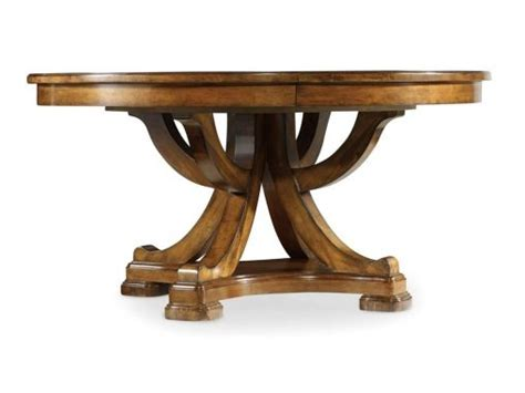 furniture pedestal dining table with leaf