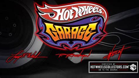 Hot Wheels Garage Series and Hot Wheels Vintage Racing