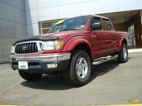 2004 Toyota Tacoma Review Specifications For The 2004 Toyota Tacoma Trd Ehow Autos