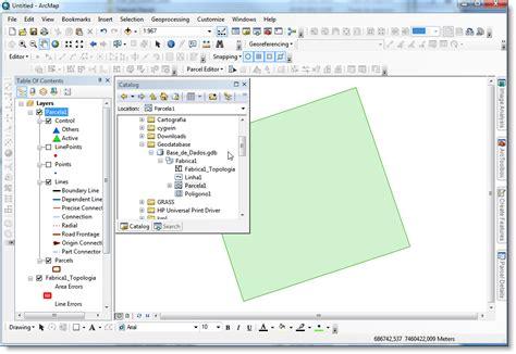 qgis tutorial parcel editing arcgis 10 parcel editor divis 227 o de shapefile em partes