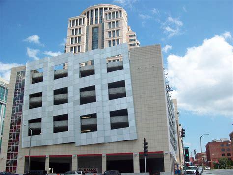 St Louis Centre East Garage by Aluminum Foreman Fabricators Inc