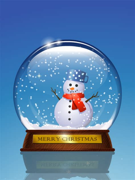 snowglobe shake merrychristmas android apps on google play