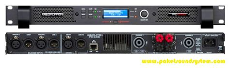 Power Lifier Lab Gruppen power lifier lab gruppen seri ipd paket sound system