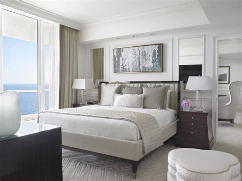 hotels with bedroom suites acqualina resort spa miami traveller made