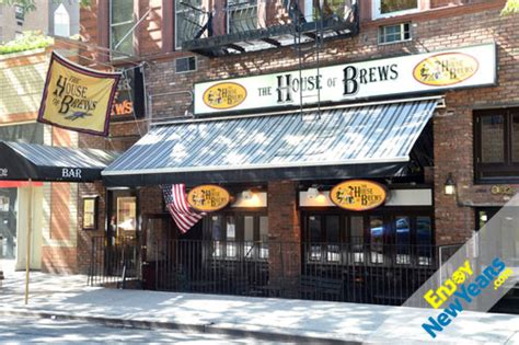 house of brews nyc house of brews new year s eve house of brews new york new year s