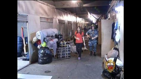underground banned moscow illegal underground city raided