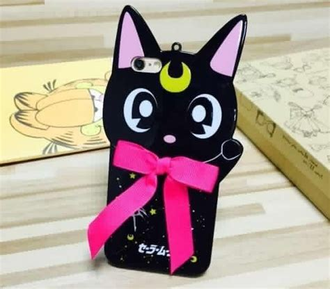 Squishy Cat Silikon Premium Custom Iphone 6 6s 6 Plus 7 7s 7 Plus japan sailor moon bow cat soft tpu for iphone 6 6s 6plus 6s cases covers