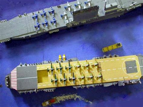 Origami Aircraft Carrier - origami aircraft carrier