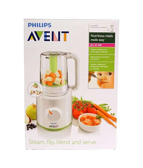 Blender Makanan Bayi Philips philips avent combined steamer and blender buy philips avent combined steamer and blender at