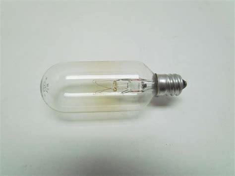 Ge General Electric 15t8c 120 V Volt 15 W Watt Light
