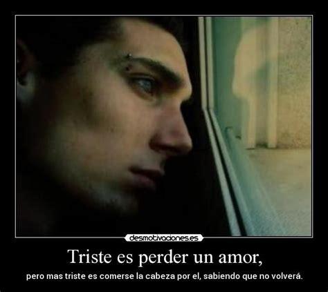 Imagenes De Tristeza Al Perder Un Amor | triste es perder un amor desmotivaciones