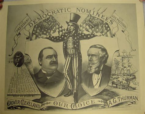 grover cleveland bathtub election propaganda yesteryear once more