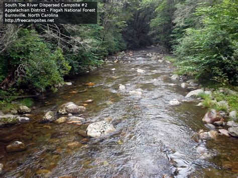 south toe river dispersed cing burnsville north carolina free cing near you