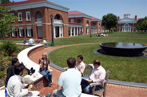 Virginia College Mba by Of Virginia S Darden School Of Business