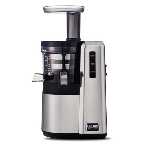 Juicer Hurom Di Ace Hardware hurom juicer in silver hz sbb17 the home depot