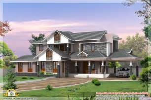 Home Designs Kerala With Plans by 3 Kerala Style Dream Home Elevations Kerala Home Design