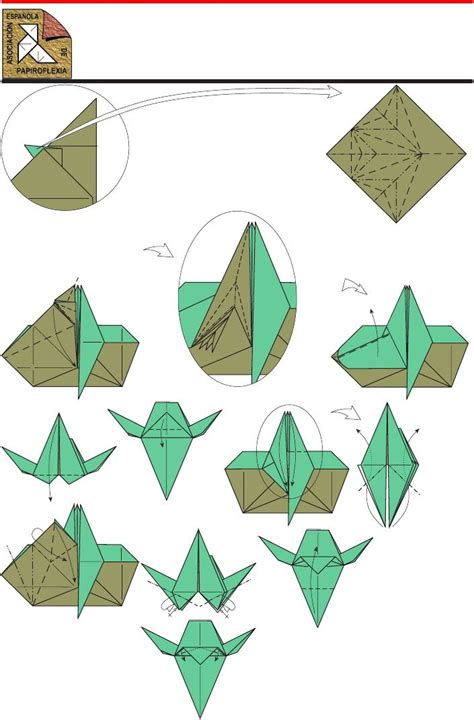 Origami Yoda Easy - 77 best images about wars origami on x