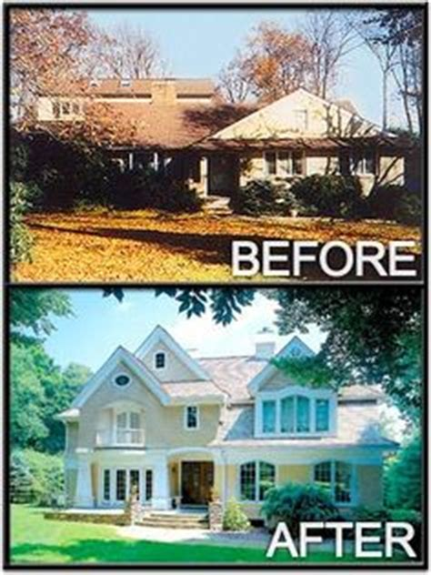 before and after home 1000 images about extreme home makeover on pinterest