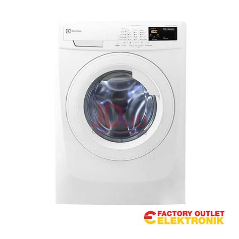 Mesin Cuci Electronic City jual electrolux mesin cuci front loading ewf 85743 wh