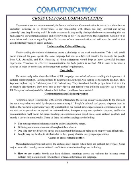 Misunderstanding In Communication Essays research assignment on communication