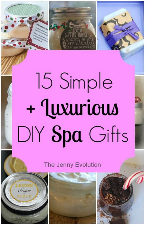 diy spa gifts diy spa gifts the evolution