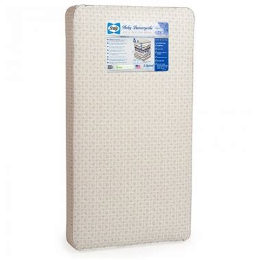 sealy baby posturepedic crib mattress sealy baby posturepecdic baby crib mattress in mini fleur