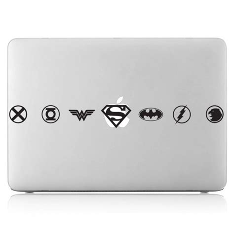 Apple Aufkleber Notebook by The Avengers Laptop Macbook Sticker Aufkleber