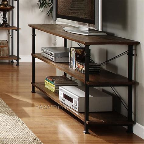 american iron old wrought iron wood tv cabinet living room american country to do the old wrought iron wood tv