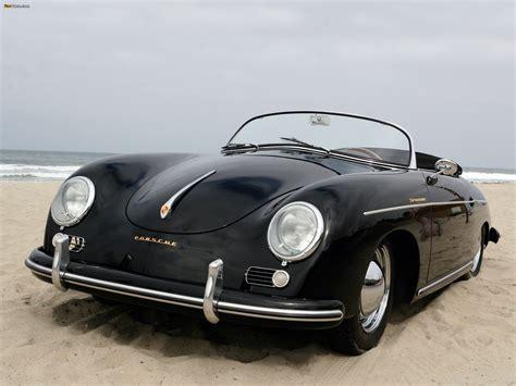 Gehalt Porsche by 1956 Porsche 356a 1600 Speedster Gallery Supercars Net