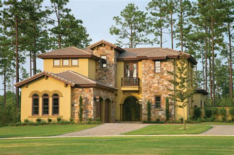 ferretti house plan sater design collection s 6786 quot ferretti quot home plan mediterranean exterior