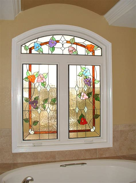custom stained glass process stained glass houston