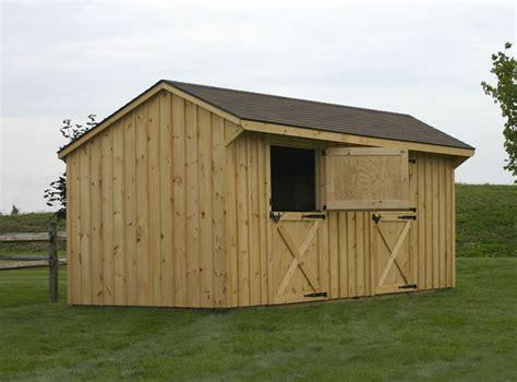 shed row barns pennsylvania west virginia