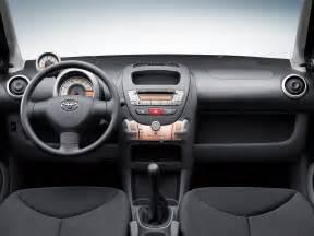 Toyota Aygo Inside Vw